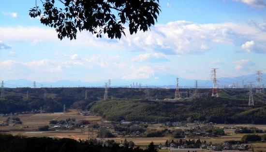 舟塚山から富士山.JPG